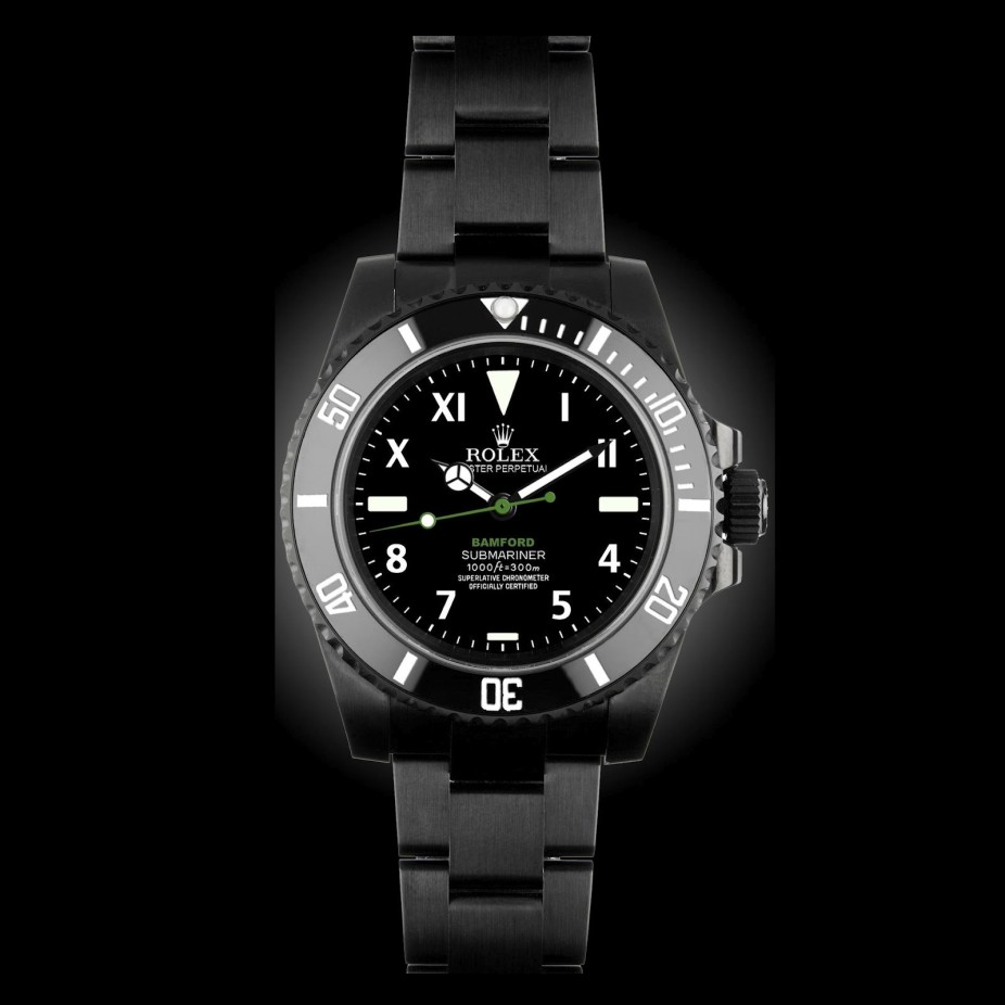 ROLEX Submariner CALIFORNIA By Bamford Watch DEPT.